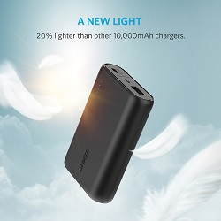 Anker PowerCore 10000 mAh Portable Power Bank